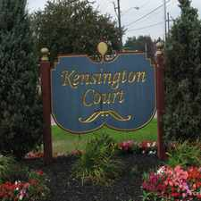 Rental info for Kensington Court