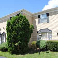 Rental info for Cambridge Court Townhomes