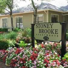 Rental info for Stoney Brooke Apartments