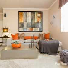 Rental info for San Riva at The Foothills