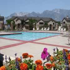 Rental info for Alpine Meadows