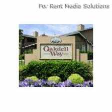 Rental info for Oakdell Way Apartment Homes in the San Antonio area