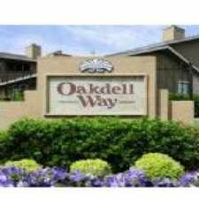 Rental info for Oakdell Way Apartment Homes