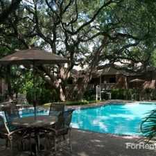 Rental info for Fountainhead in the San Antonio area