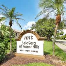 Rental info for IMT BelaSera at Forest Hills
