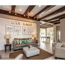 Rental info for Vista Lago at the Hammocks
