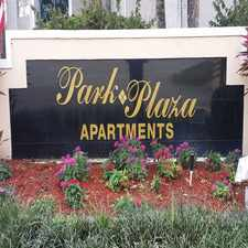 Rental info for Park Plaza Apartments