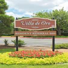 Rental info for Villa de Oro
