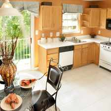 Rental info for Carlson Woods Townhomes