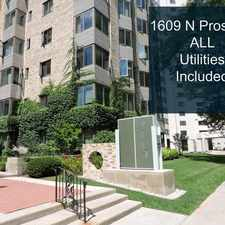 Rental info for 1609 Prospect Apartments in the Lower East Side area