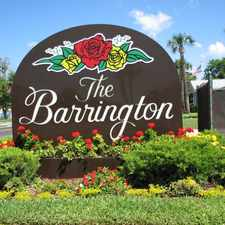 Rental info for The Barrington