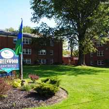 Rental info for Greenwood Apartments