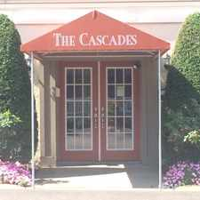 Rental info for The Cascades Townhomes and Apartments