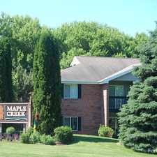 Rental info for Maple Creek