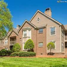 Rental info for Radbourne Lake Apartment Homes in the Charlotte area