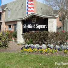 Rental info for Sheffield Square in the Memorial area
