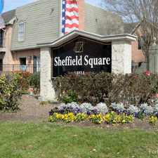 Rental info for Sheffield Square