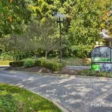 Rental info for Brookside Apartment Homes