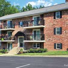 Rental info for Waterview Apartments