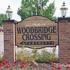 Rental info for Woodbridge Crossing