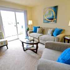 Rental info for Pepperwood Townhomes