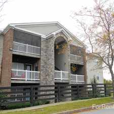 Rental info for Forest Creek Apartments