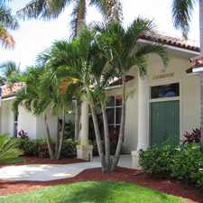 Rental info for St. Lucie Oaks