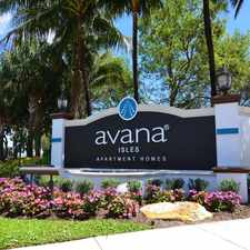Rental info for Avana Isles
