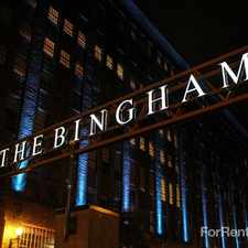 Rental info for The Bingham