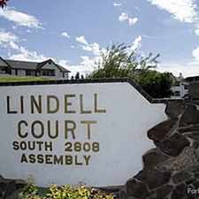Rental info for Lindell Court Apartments