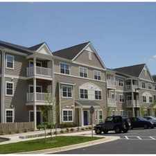 Rental info for The Reserve at Stonegate Apt Homes in the Woodlawn area