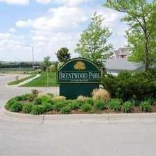 Rental info for Brentwood Park Apartment Homes