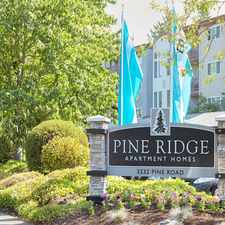 Rental info for Pine Ridge Apartment Homes
