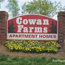 Rental info for Cowan Farms