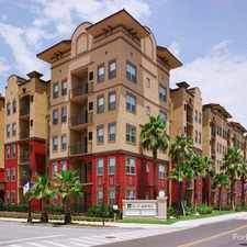 Rental info for Lofts at Uptown Altamonte in the Altamonte Springs area