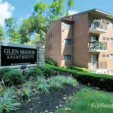 Rental info for Glen Manor Apartments