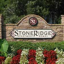 Rental info for Stone Ridge Apartments
