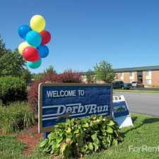 Rental info for Derby Run Apartment Homes