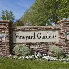 Rental info for Vineyard Gardens