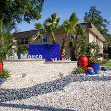 Rental info for San Marco Village