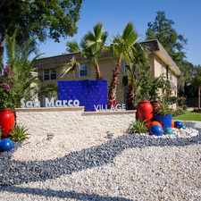 Rental info for San Marco Village in the Jacksonville area