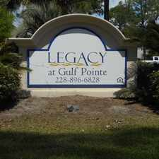 Rental info for Legacy at Gulf Pointe