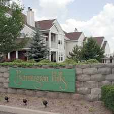 Rental info for Bennington Hills Apartments