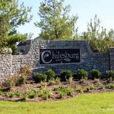 Rental info for Townhomes of Chilesburg Park