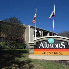 Rental info for The Arbors Apartments