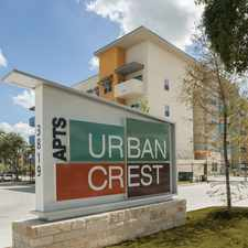 Rental info for Urban Crest in the Oakwell Farms area