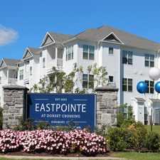 Rental info for Eastpointe at Dorset Crossing
