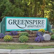 Rental info for Greenspire Apartments