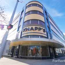 Rental info for Knapp's Centre