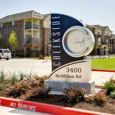 Rental info for Creekside South Apartments
